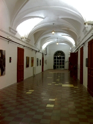 museo arte contemporanea interno