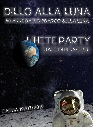 dilloallaluna whiteparty