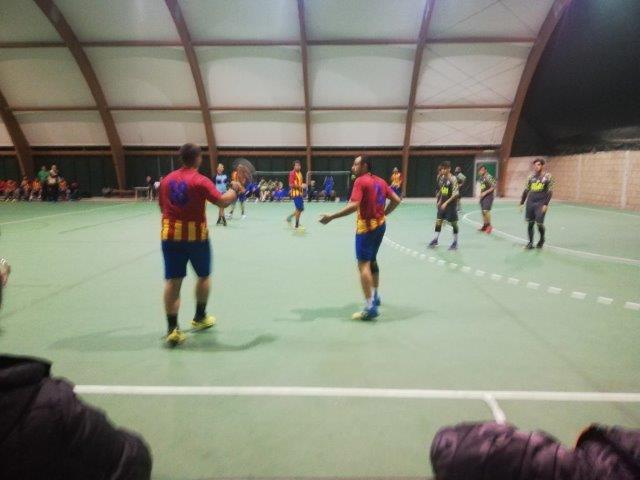 Capua: Pallamano: tanti gol e tante emozioni nel derby di Capua. Tra New Handball ed Endas finisce 31-31 - Capuaonline.com